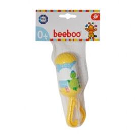 Κουδουνίστρα Κίτρινη με Λαβή - Beeboo