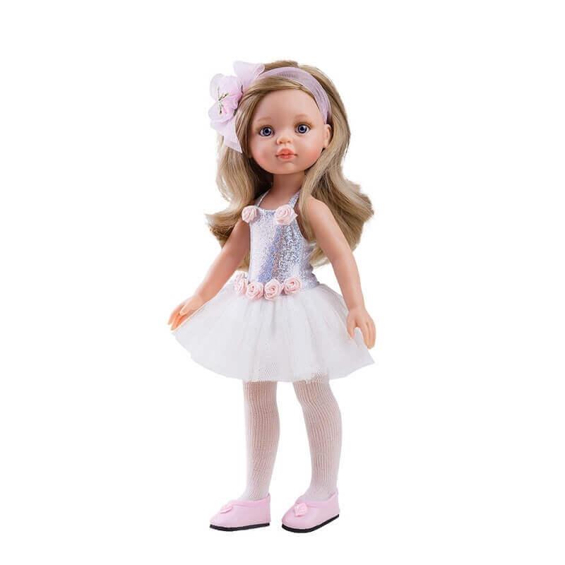Κούκλα Paola Reina Amigas 'Bailarina Carla' 32 εκ..