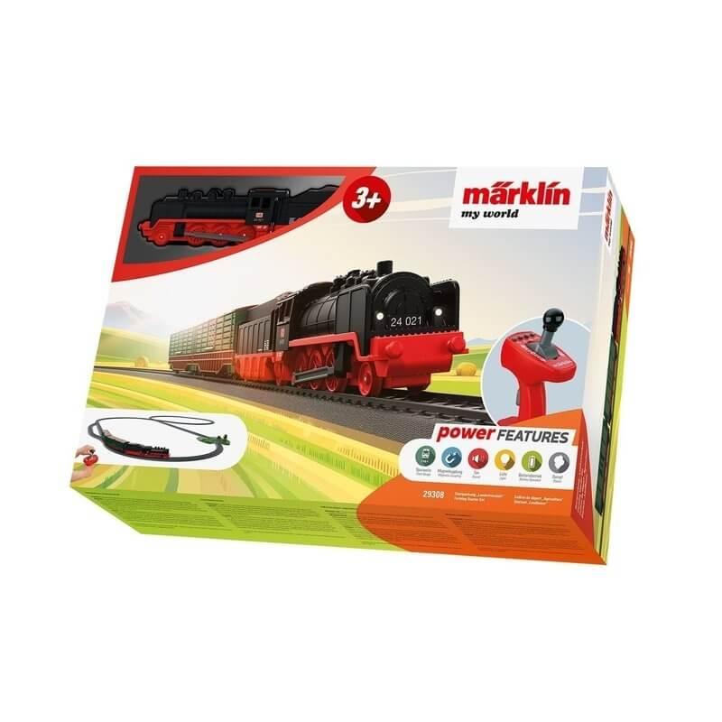 Σετ Τρένο 'Classic Locomotive Farming Starter Set' Märklin my world (29308)