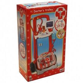 Τρόλεϊ με Ιατρικά Εργαλεία Παιδικά
