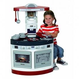 Κουζίνα και Πλυντήριο Πιάτων Miele με Ήχους