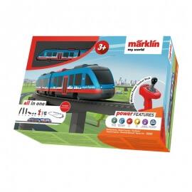 Σετ Τρένο Αεροδρομίου Märklin my world 'Airport Express-Elevated Railroad' (29307)