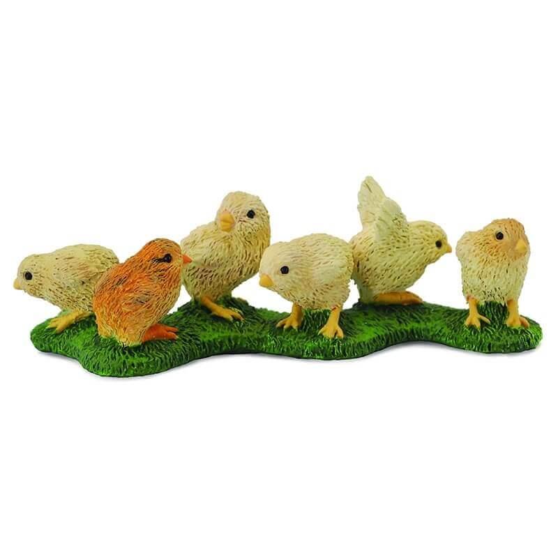 Collecta Ζώα Φάρμας - Κοτοπουλάκια