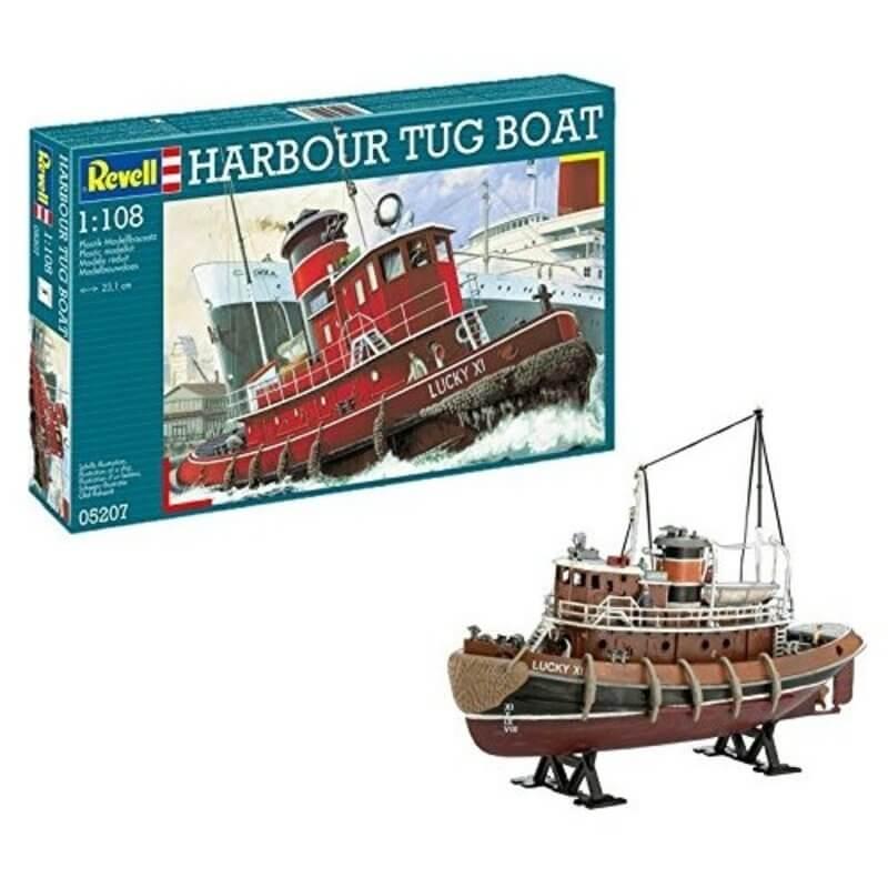 Ρυμουλκό Harbour Tug Boat 1/108