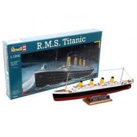 Κρουαζιερόπλοιο R.M.S TITANIC 1/1200
