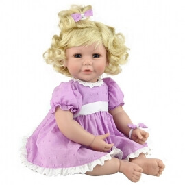 """Κούκλα Adora """"Emma"""" Συλλεκτική Χειροποίητη"""