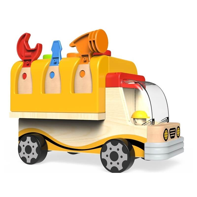 Φορτηγό-Εργαλειοπάγκος
