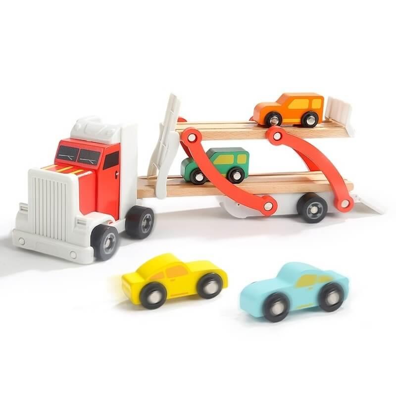 Νταλίκα Μεταφοράς Αυτοκινήτων
