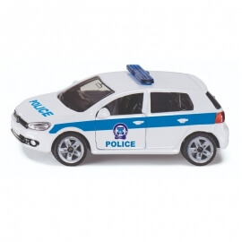 Siku - VW Golf Περιπολικό Ελληνικής Αστυνομίας (1410)