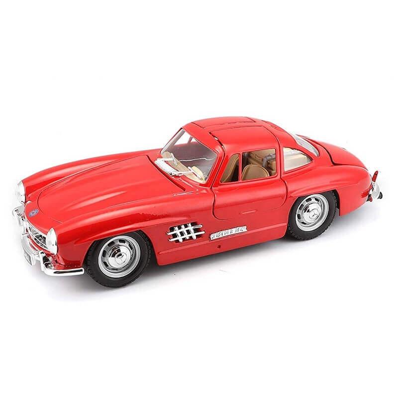 Bburago 1:24 Mercedes-Benz 300 SL (1954) κόκκινο
