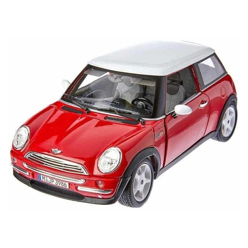 Bburago 1:18 Mini Cooper 2001 κόκκινο