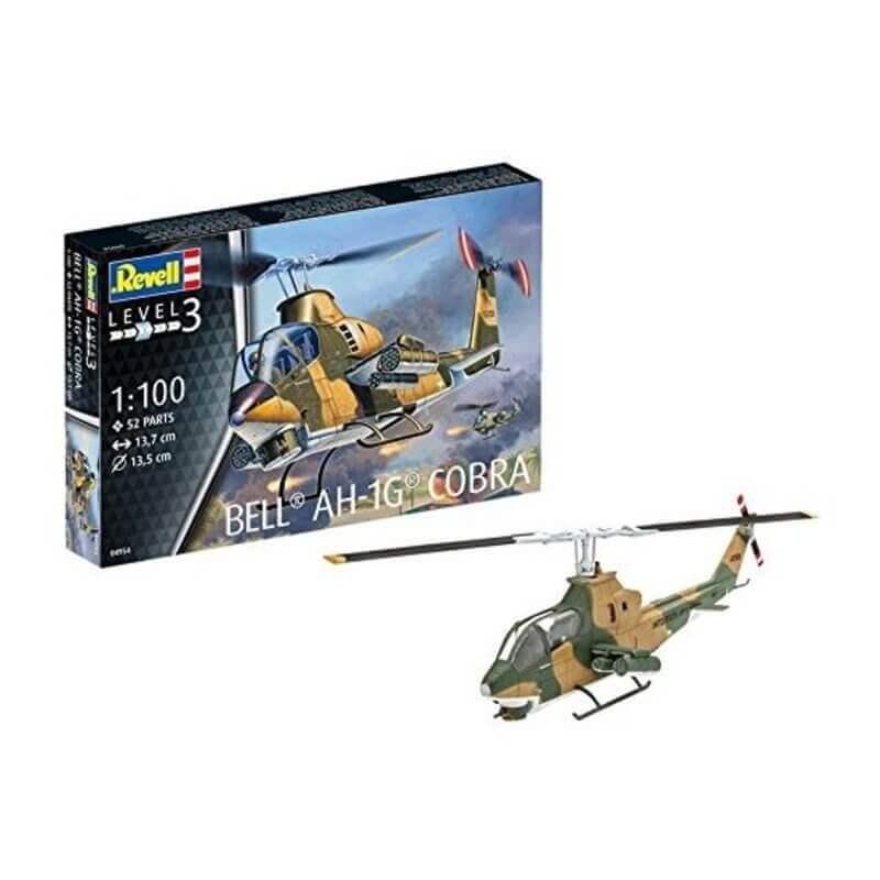 Πολεμικό Ελικόπτερο Bell AH-1G Cobra 1/100