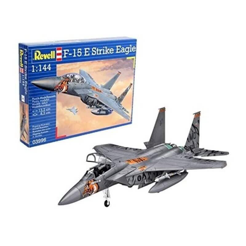 Πολεμικό Αεροπλάνο 1/144 F-15 E Strike Eagle