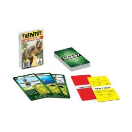 ΥΠΕΡΑΤΟΥ Δεινόσαυροι - Παιχνίδι με Κάρτες
