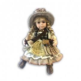 ff0c7831948b Κούκλα Πορσελάνινη Συλλεκτική RF Collection 30εκ. (122336)