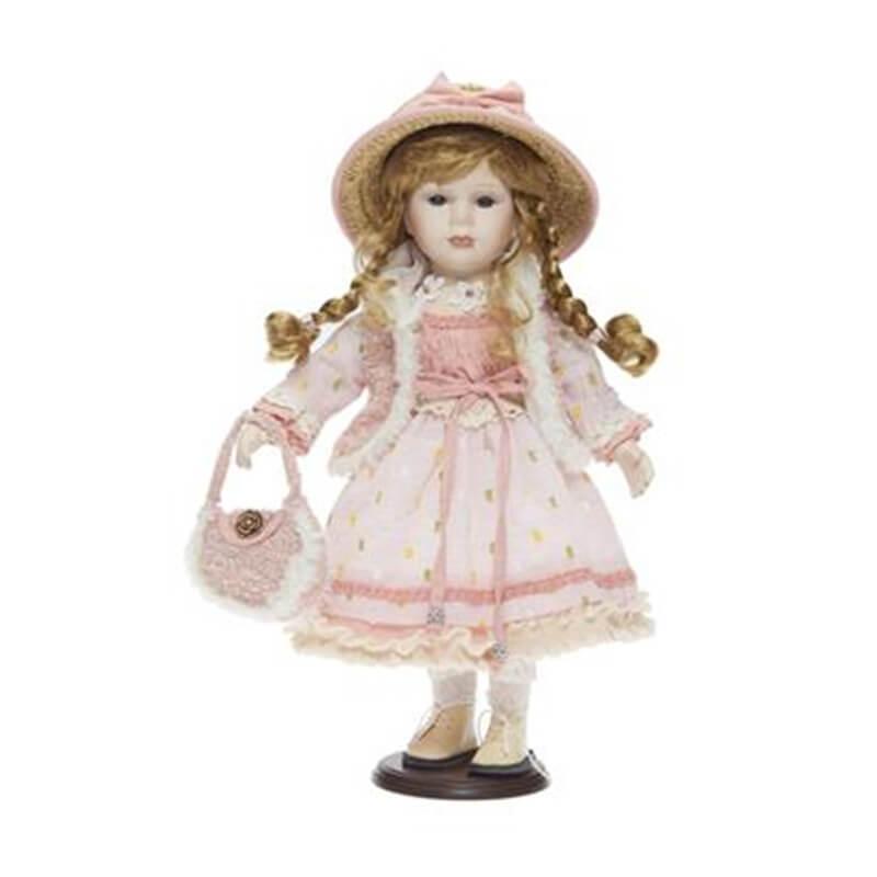 Κούκλα Πορσελάνινη Συλλεκτική RF Collection 42εκ. (121117)