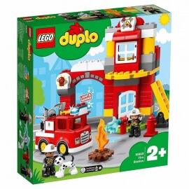 Lego Duplo -  Σταθμός Πυροσβεστικής (10903)