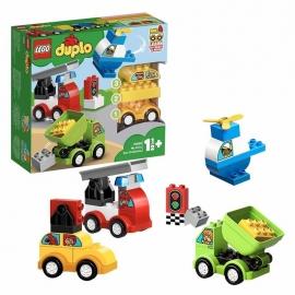 Lego Duplo - Οι Πρώτες μου Αυτοκινητιστικές Δημιουργίες(10886)