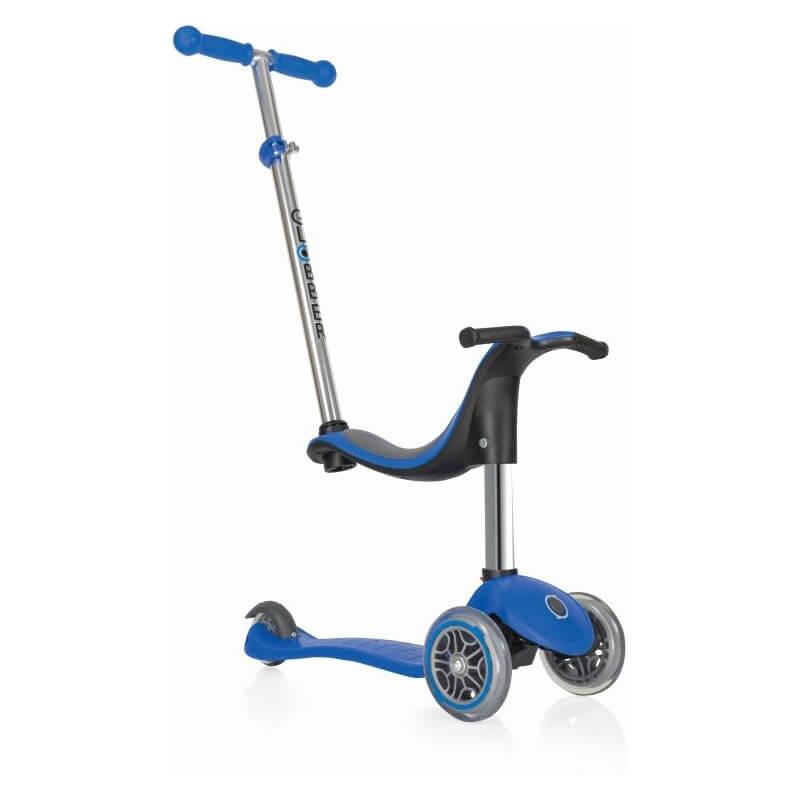 Πατίνι Globber Scooter GO UP SPORTY 4 in 1 blue