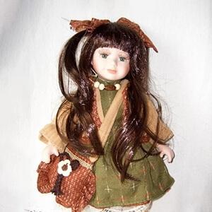 Σύλλεκτικές - Πορσελάνινες Κούκλες