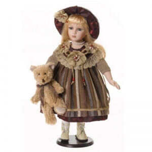 Συλλεκτικές - Πορσελάνινες Κούκλες