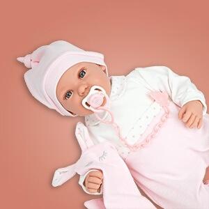 Κούκλες που μιλάνε, γελούν και κλαίνε