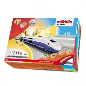 Τρένα My World: Παιδική σειρά 3+