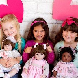 κουκλες paola reina adora arias μωρα