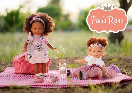 Κούκλες Paola Reina